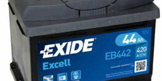 Aku EXIDE 12/44 54316 EXCELL