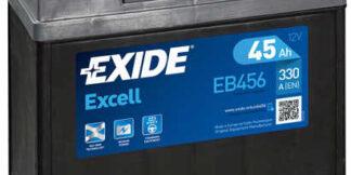 Aku EXIDE 12/45 54584 EXCELL