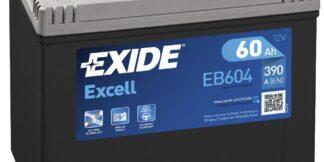 Aku EXIDE 12/60 56068 EXCELL