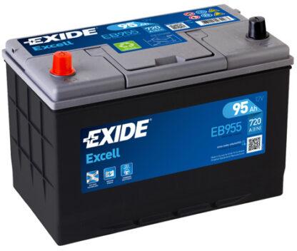 Aku EXIDE 12/95 60033 EXCELL