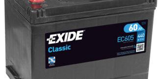 Aku EXIDE 12/60 56049 CLASSIC