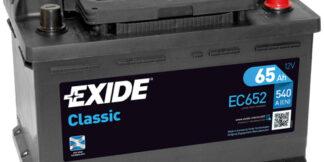 Aku EXIDE 12/65 56530 CLASSIC
