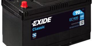 Aku EXIDE 12/90 59519 CLASSIC