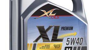 XL PREMIUM 5W40 4L