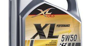 XL PERFORMANCE 5W50 4L