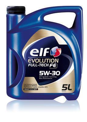ELF FULLTECH FE 5W30 C4 5L