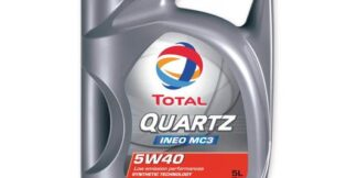 TOTAL QUARTZ INEO MC3 5W40 5L