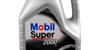 MOBIL SUPER 2000 X1 10W40 5L