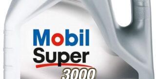 MOBIL SUPER 3000 X1 5W40 5L