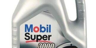 MOBIL SUPER 3000 X1 FE 5W30 4L